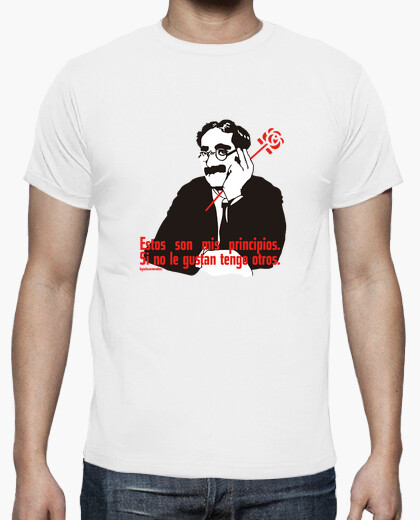 Camiseta GROUCHO2