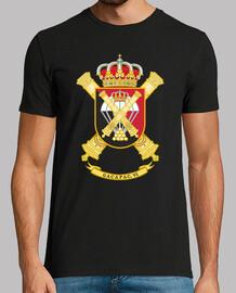 Camiseta Grupo de Artillería de Campaña mod.1