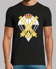 Camiseta Grupo de Artillería de Campaña mod.4