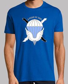 Camiseta Grupo de Lanzamiento mod.3