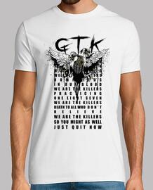 Camiseta GTK