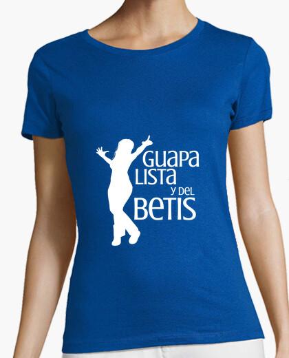 Camiseta Guapa y del Betis