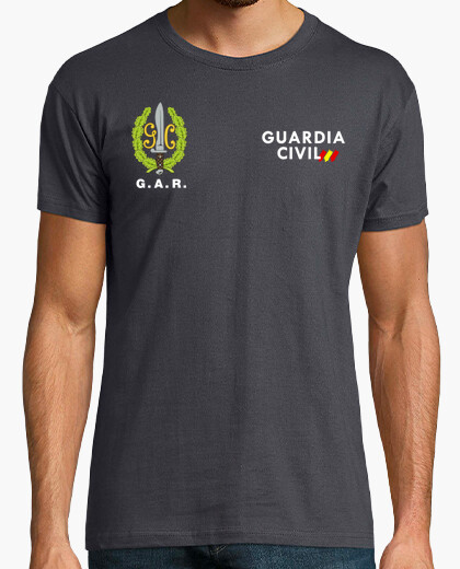 Camiseta Guardia Civil GAR mod.5