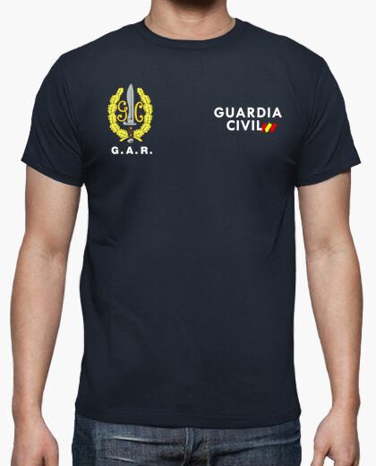 Camiseta Guardia Civil GAR mod.7