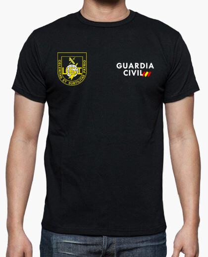 Camiseta Guardia Civil UEI mod.08