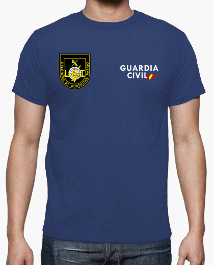 Camiseta Guardia Civil UEI mod.16