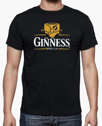 Camiseta GUIÑÑESS