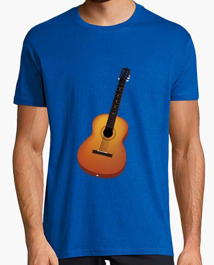 Camiseta guitarra