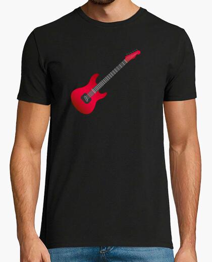 Camiseta guitarra electrica