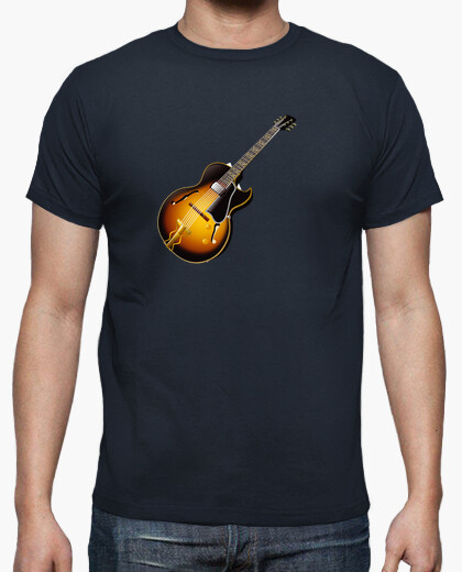 Camiseta guitarra Les Paul