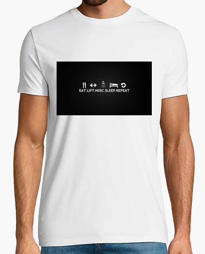 Camiseta gym