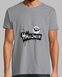 Camiseta Ha Halloween