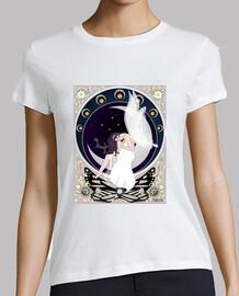 Camiseta Hada art nouveau