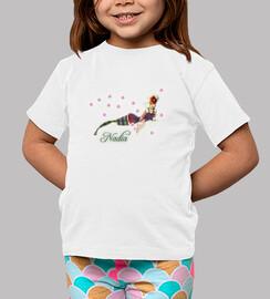 Camiseta hada Nadia