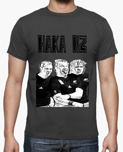 Camiseta HAKA NZ 2