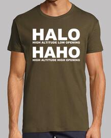 Camiseta HALO mod.4
