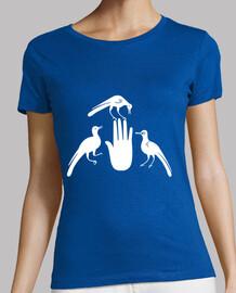 Camiseta Hamsa mano de fatima