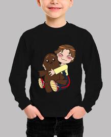 Camiseta Han Solo Niño
