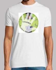 Camiseta Handbol 100x100