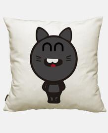 Camiseta happy cat