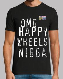 Camiseta Happy Wheels