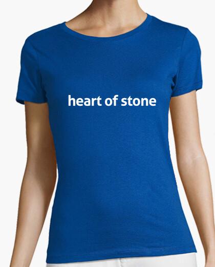 Camiseta heart of stone