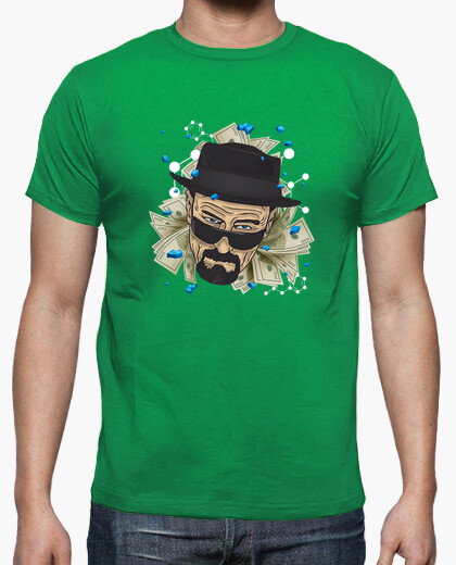 Camiseta Heisenberg - Breaking bad