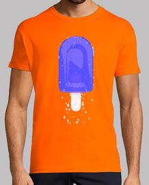Camiseta helado de piña