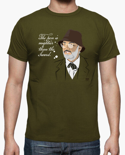 Camiseta Henry jones (ENG)