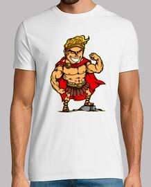 Camiseta Hercules Romano Romanos