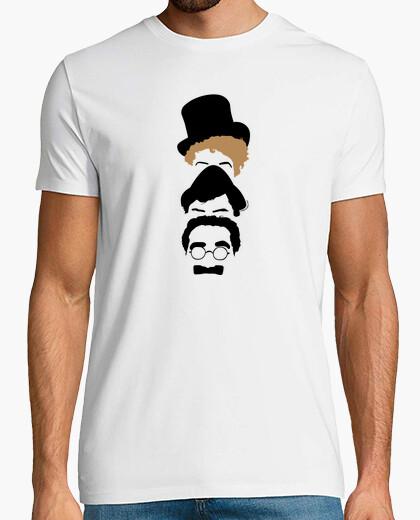 Camiseta Hermanos Marx