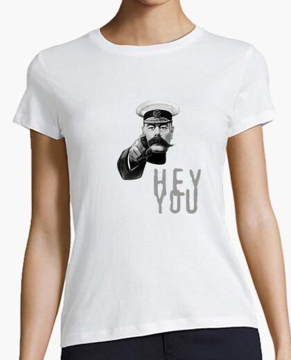 Camiseta Hey You