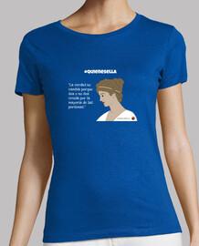 Camiseta Hipatia la verdad quienesella