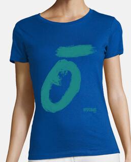 Camiseta Hipopótamos ó turquesa - Mujer - Colores oscuros