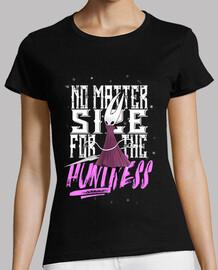 Camiseta hollow knight cazadora