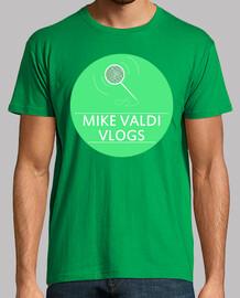 Camiseta Hombre  Mike Valdi Vlog