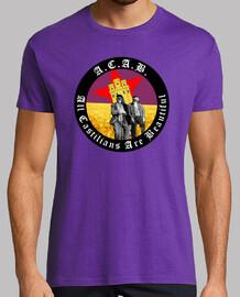 Camiseta hombre ACAB Comunera