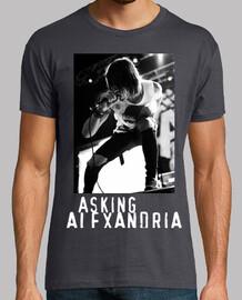 Camiseta hombre ASKING ALEXANDRIA