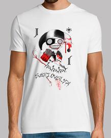 camiseta hombre bromista