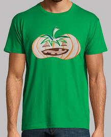 Camiseta hombre Calabaza