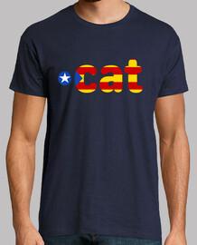 Camiseta hombre Cat 1.1