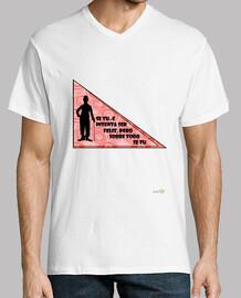 Camiseta hombre: Chaplin