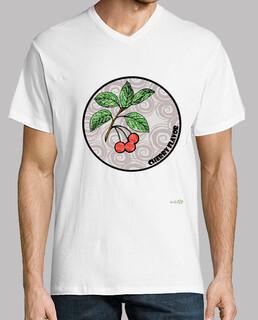 Camiseta hombre: Cherry Flavor