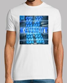 Camiseta Hombre de manga corta con el logo de Kevinut