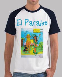 Camiseta hombre El Paraiso