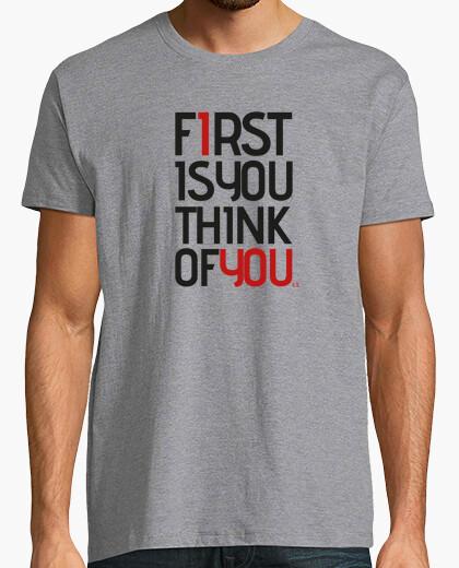 Camiseta hombre First