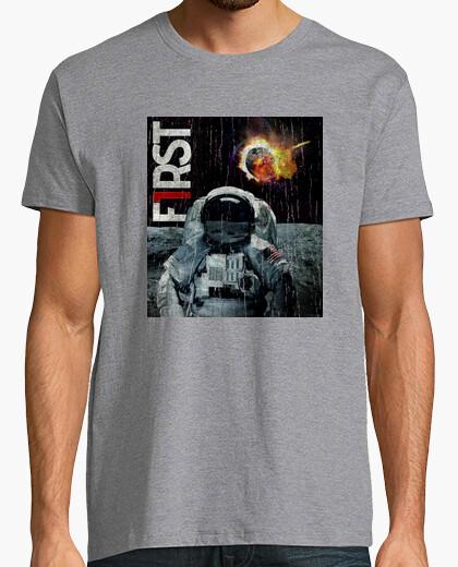 Camiseta hombre First - Fin de la tierra