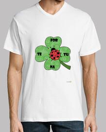 Camiseta hombre: Fortunate