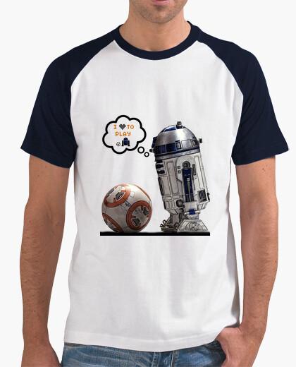 Camiseta Hombre Futbol BB8