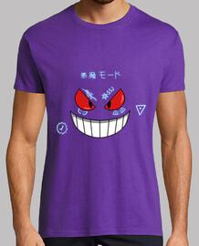 Camiseta hombre Gengar duki